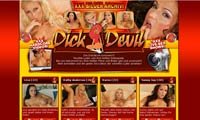 Dildo sexvideos bei DickDevil.com