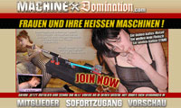 Dildo bei MachineDomination.com